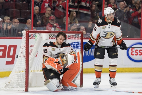 Pacific Division Round Up: Randy Carlyle takes a hike