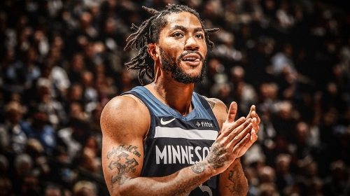 Timberwolves' Derrick Rose expected to return vs. Clippers