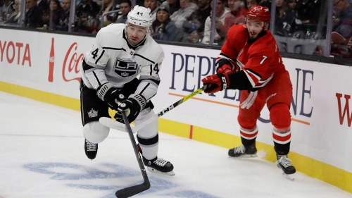 Canadiens acquire Nate Thompson in trade with Kings