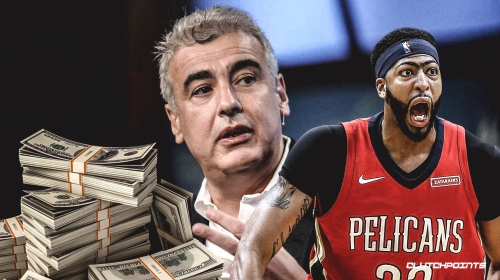 Bucks co-owner Marc Lasry fined $25,000 for comments about Pelicans' Anthony Davis