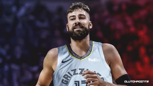 Jonas Valanciunas still awaiting post-trade immigration clearance before joining Grizzlies