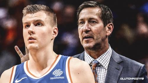 Jeff Hornacek reveals Kristaps Porzingis' mindset while he was coaching Knicks
