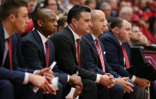 Arizona Wildcats basketball coaches