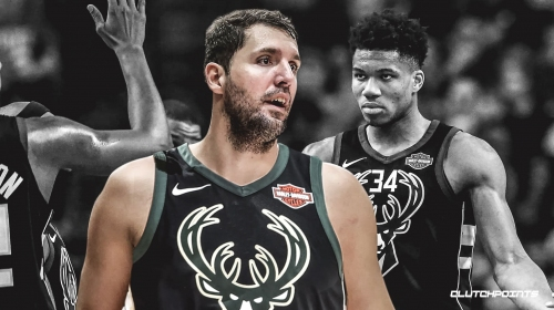 Bucks' Nikola Mirotic says it's 'a blessing' to be part of a 'special team'