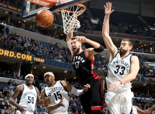How Jonas Valanciunas fits with Grizzlies after Toronto Raptors, Marc Gasol trade