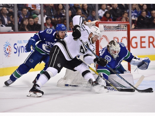 Jacob Markstrom is giving up fewer early goals, posting more quality starts