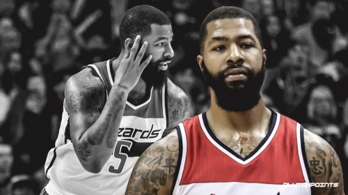 Markieff Morris cleared to play after visiting neck specialist