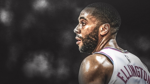 Wayne Ellington will play for Pistons vs. Wizards, won't start