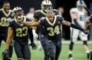 Saints retain Justin Hardee for another season