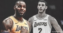 LeBron James says Lakers are missing Lonzo Ball