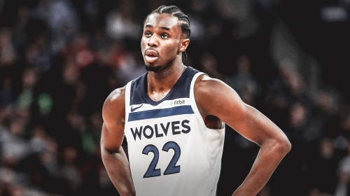 Andrew Wiggins won't play for Timberwolves vs. Clippers on Monday