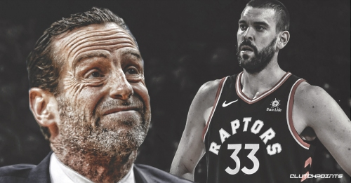 Nets coach Kenny Atkinson says Marc Gasol is 'a huge addition' for the Raptors