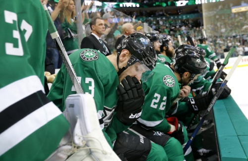 As Valeri Nichuskin's goalless streak continues, here's why the Stars forward is getting another shot in the lineup