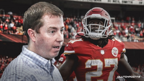 Lions GM Bob Quinn on if Detroit considered adding Kareem Hunt