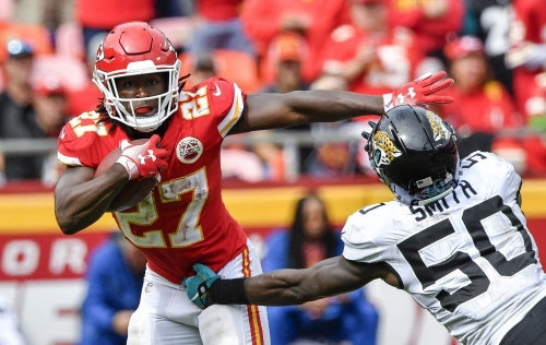 Detroit Lions had no interest in Kareem Hunt, 'want good people'
