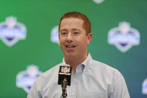 Detroit Lions not closing door on selecting quarterback 8th overall