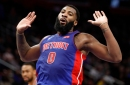 Andre Drummond, Blake Griffin lead surging Pistons to 4th straight win