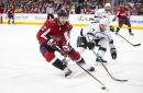 Kings are no match for Capitals' Evgeny Kuznetsov in finale of six-game trip