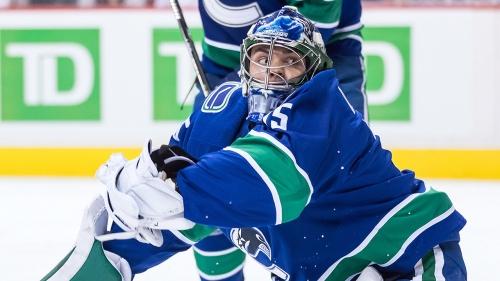Canucks' Michael DiPietro to make NHL debut vs. Sharks
