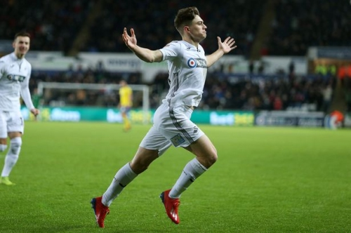 The rapid rise of Swansea City's Daniel James and the Leeds United story that shows it can only get better