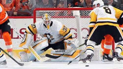 Game Wrap: Murray, Penguins power past Philly