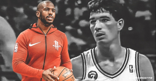 Rockets' Chris Paul concedes that he'll never catch John Stockton for all-time assists mark