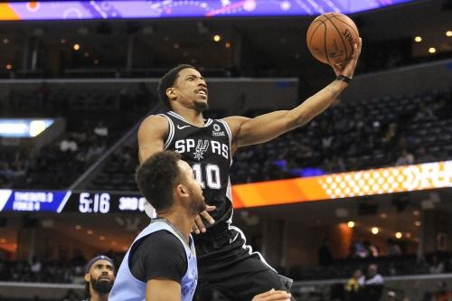 Game Preview: San Antonio Spurs at Memphis Grizzlies