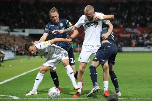 The early Leeds United v Swansea City team news you can expect to see as both managers face problems