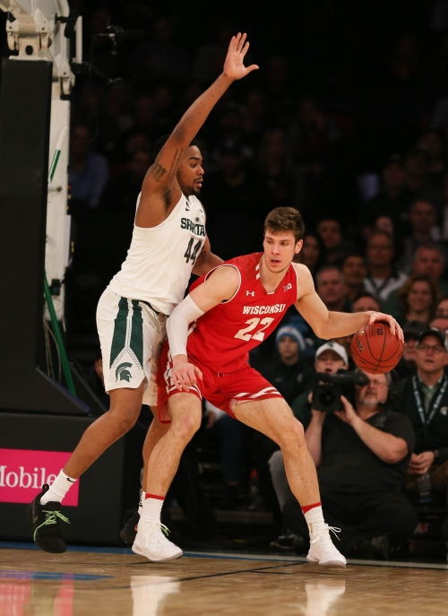 Michigan State basketball vs. Wisconsin Badgers: Time, TV, game info