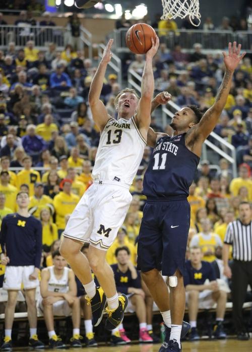 Michigan basketball vs. Penn State Nittany Lions: Time, TV, game info
