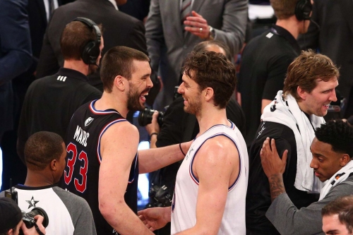 Open Thread: Pau Gasol excited for brother Marc being traded to the Raptors