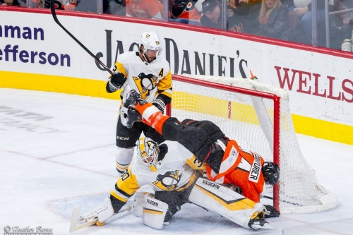 Photo Gallery: Flyers vs Penguins