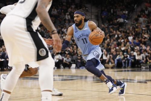 Memphis Grizzlies vs. San Antonio Spurs Game Preview