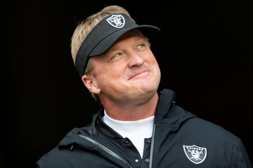 Detroit Lions: Jon Gruden, Raiders an 'excellent choice' for 'Hard Knocks'