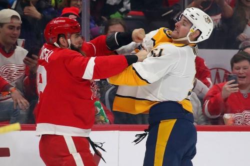 Detroit Red Wings vs. Nashville Predators: Time, TV, game info