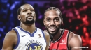 Kevin Durant's drama is helping Kawhi Leonard in ways he can't imagine