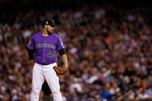 Who do you think will be the Rockies fifth starter?