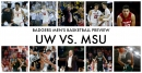 Get ready as No. 20 Wisconsin Badgers prepare to host No. 11 Michigan State Spartans