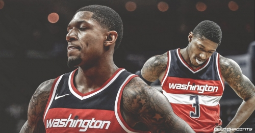 Wizards' Bradley Beal sarcastically defends himself over blatant travel
