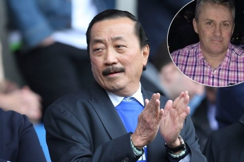 Cardiff City owner Vincent Tan makes personal donation of £50,000 to fund for missing pilot David Ibbotson