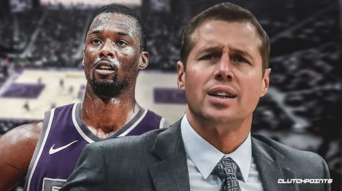 Dave Joerger still at odds on where to play Harrison Barnes