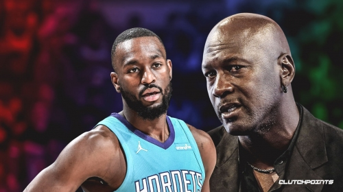 Michael Jordan proud to hold ASG in Charlotte, says he's always envisioned Kemba Walker as an All-Star