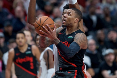 Blazers Remain Consensus Top-10 in Power Rankings