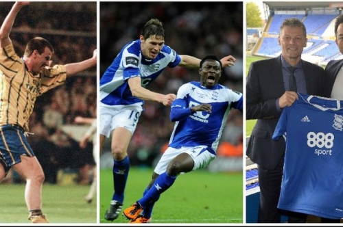 Jesse Lingard, Obafemi Martins and Steve Bruce feature in this rather tricky Birmingham City quiz