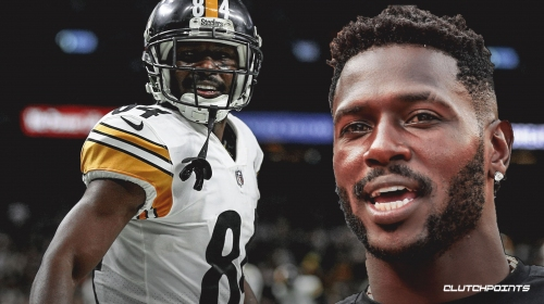 Steelers WR Antonio Brown thanks Steeler Nation, says it's 'time to move on and forward'