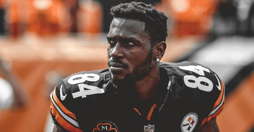 Steelers WR Antonio Brown officially asks for a trade