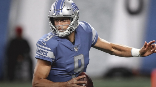 Lions news: Detroit open to drafting a quarterback at No. 8