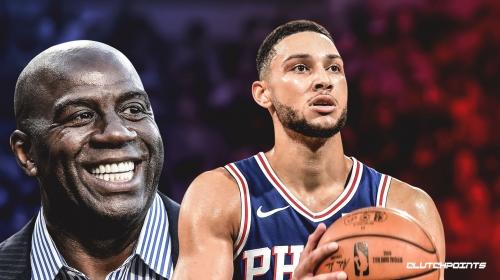 Report: NBA found no tampering violations between Lakers, Sixers' Ben Simmons