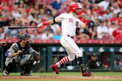 Cincinnati Reds' Jesse Winker among seven MLB breakout candidates, per CBS' Jonah Keri