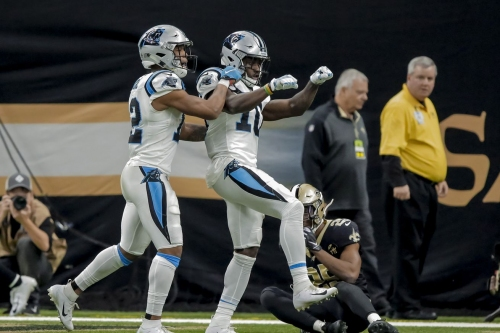 The Panthers needed to add some speed to the offense after 2017, and 2018 brought it in spades